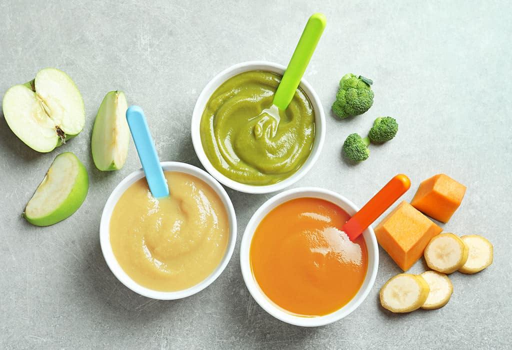 Baby Food by Chitra Kamble